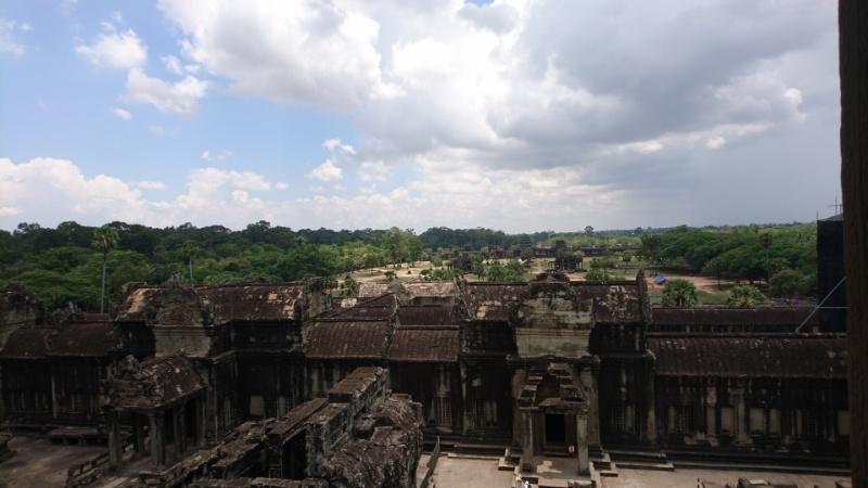カンボジア旅行 !シェムリアップ空港から市内への行き方!! ~タクシーで安全に移動~