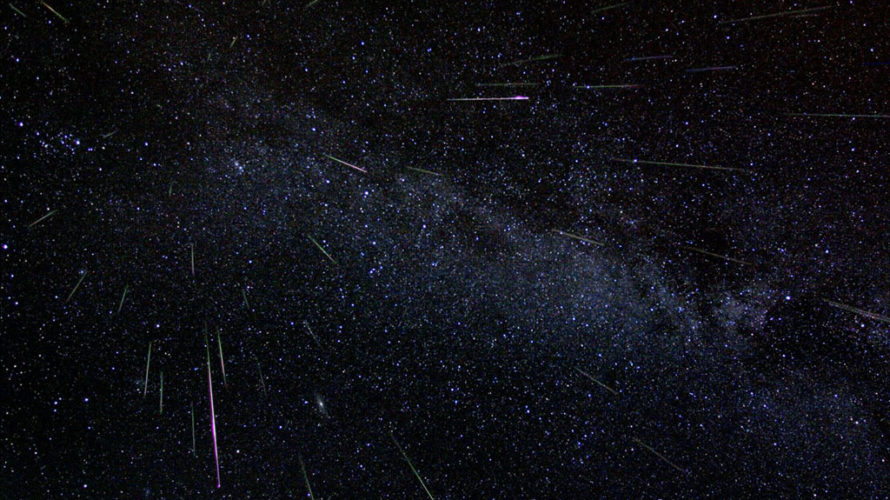 2018年8月 ペルセウス座流星群 綺麗に見えるか!?