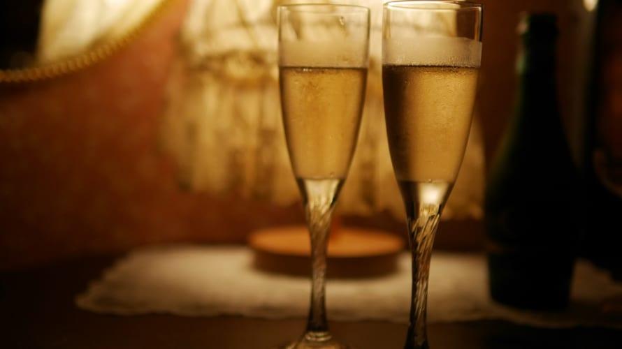 シャンパン・シャンパーニュ・スパークリングワイン あなたは違いが分かりますか?