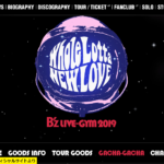 B'z LIVE-GYM 2019 -Whole Lotta NEW LOVE- ガチャガチャ一挙紹介!!