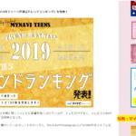 10代女子が選ぶ 2019年流行った「コト」ランキング!!