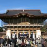 お正月 初詣に行くならこの神社・お寺 ~参拝者数ランキング~