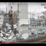 【横浜駅西口繁華街でビル崩落!!】巻き込まれた人は?崩れた原因は何?何の建物?横浜市西区